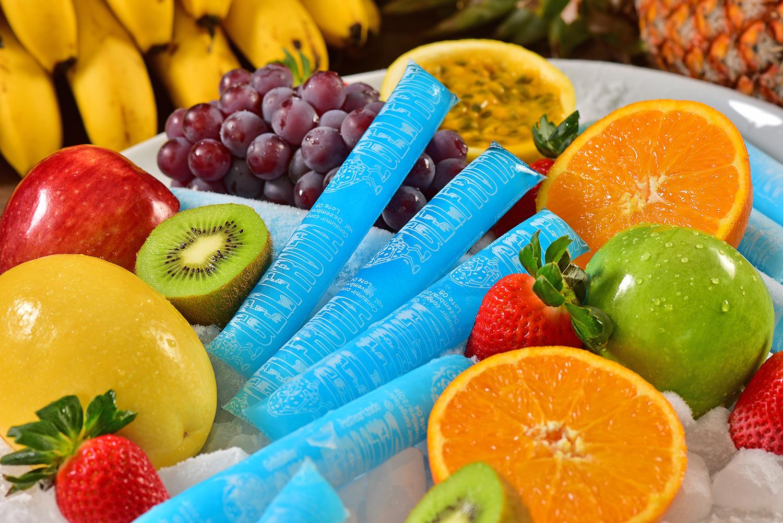 Geladinho Gel Fruta